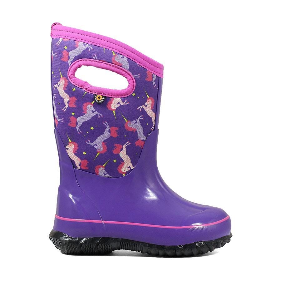 Classic Unicorn Kids' Winter Boots