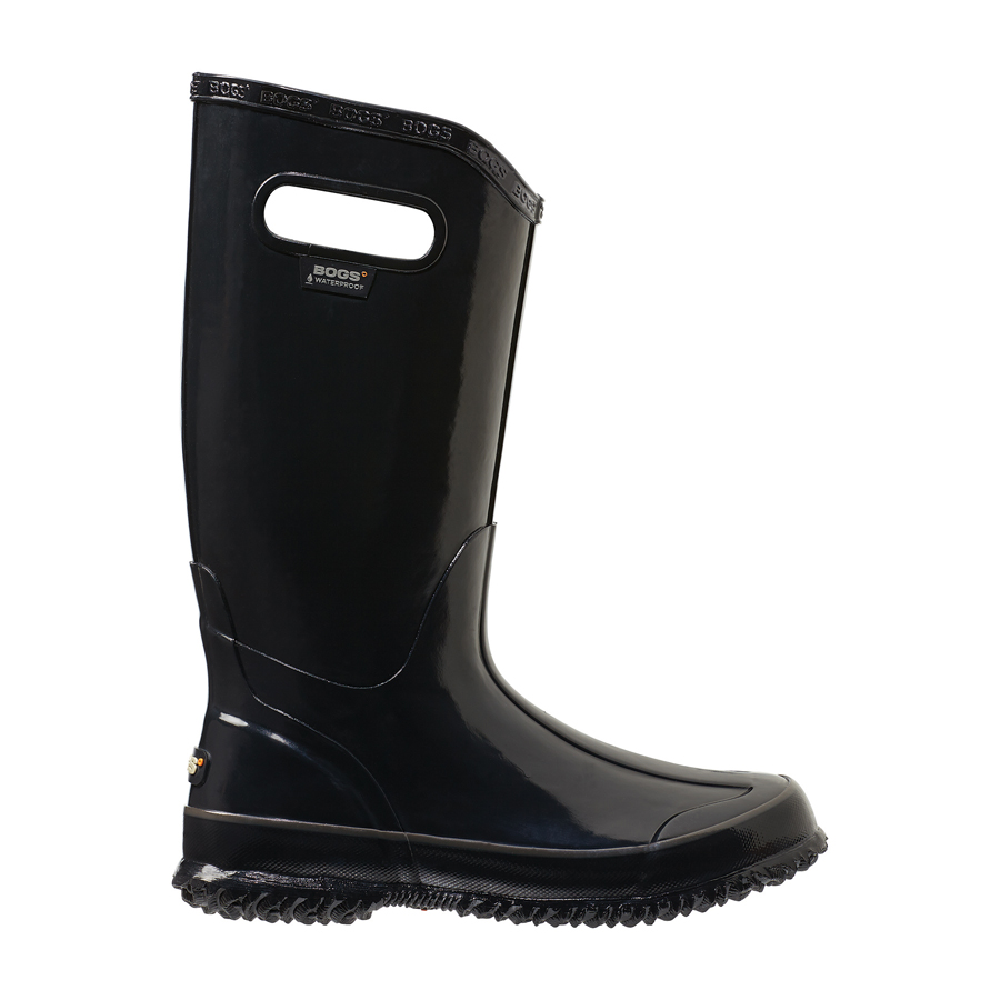 Rain Boot Solid Color Women's Lightweight Boots - 71287