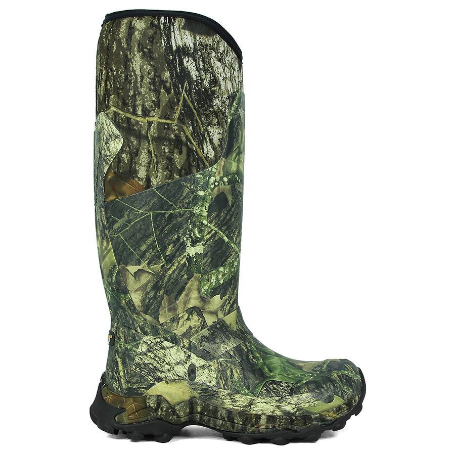 World Slam Mossy Oak Men S Hunting Boots 71065