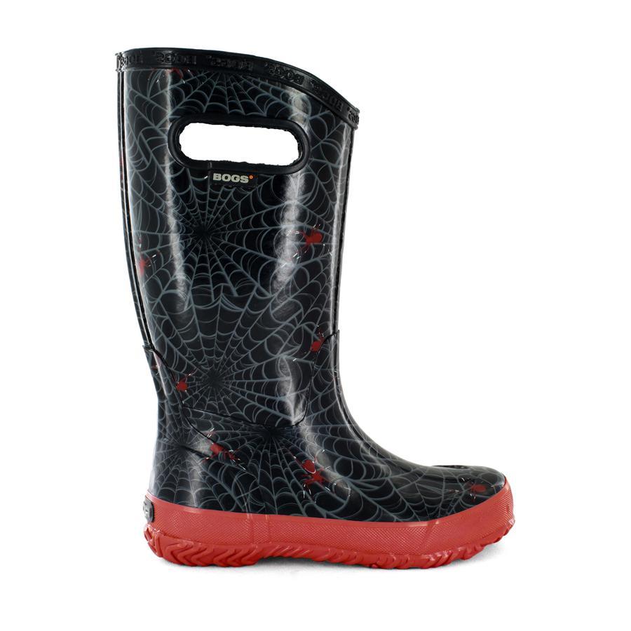 Rain Boot Spiders Kids Lightweight Waterproof Boots 71529