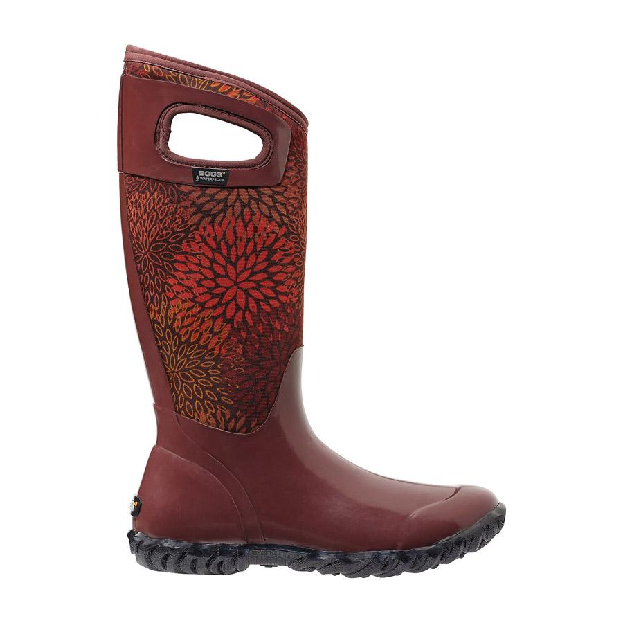 North Hampton Floral Women's Insulated Rain Boots - 71551