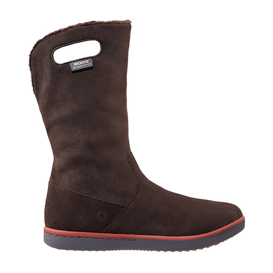 Authentic Bogs Boga Boot Women Chocolate 100% high quality guarantee