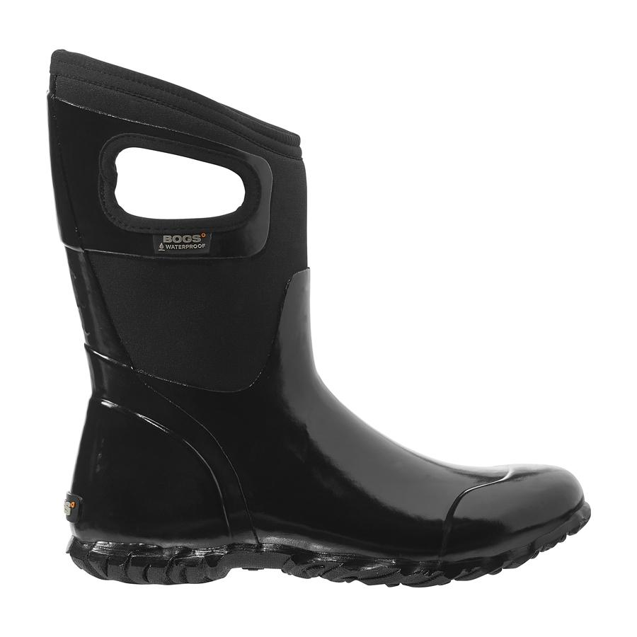 North Hampton Solid Mid Women's Insulated Rain Boots - 71782