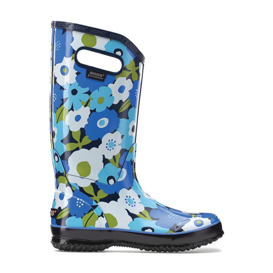 Rain Boot Spring Flowers Women's Lightweight Rain boots - 71897