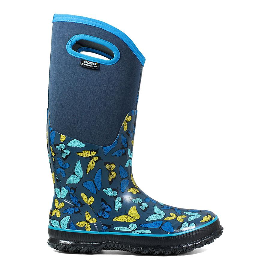 Classic Tall Butterfly Women S Insulated Boots 72115