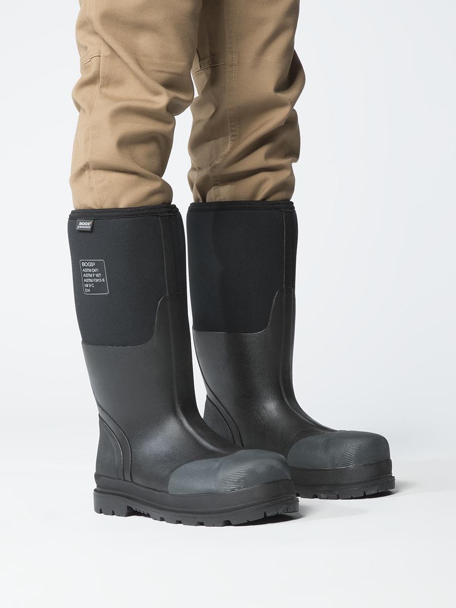 aa7c56f52cf Forge Steel Toe Men's Waterproof Steel Toe Boots - 69172