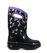 Shop the Kids' Classic Unicorn winter boot.  The featured product is the Kids' Classic Unicorn in black multi.