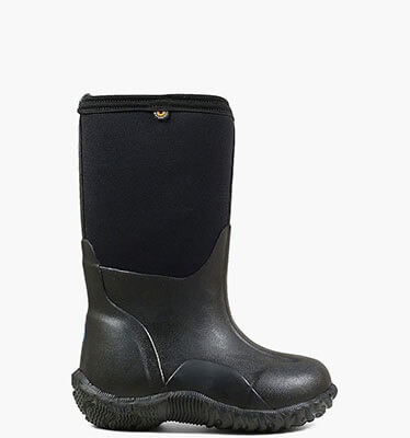 Classic Black Kids' Insulated Boots in Black for $80.00