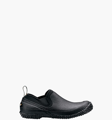 Urban Walker Men's Waterproof Slip On in Black for $90.00