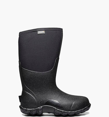 Classic High Men's Insulated Work Boots in Black for $130.00