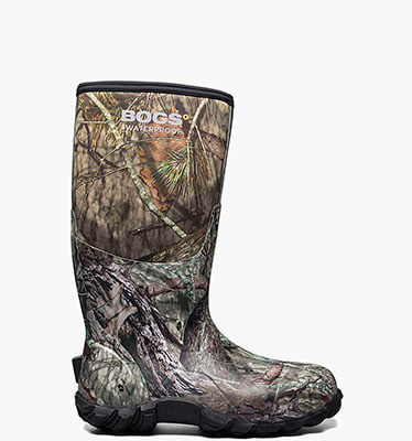 Classic High Mossy Oak Men's Hunting Boots