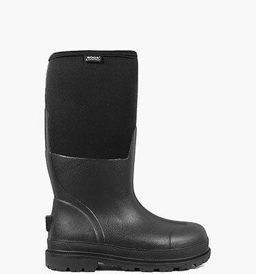 Rancher Men's Insulated Boots in Black for $130.00