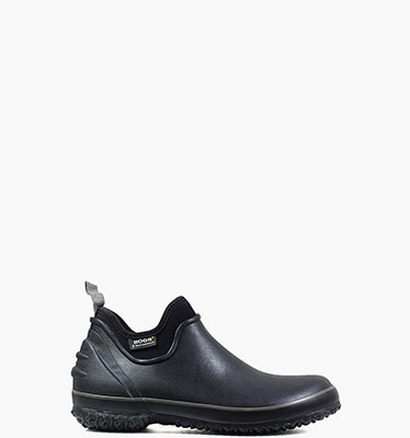 Urban Farmer Men's Waterproof Slip On in Black for $110.00