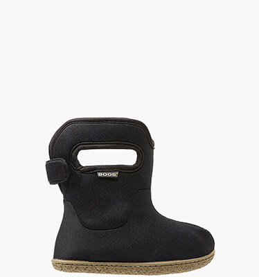 Baby Bogs Solid Baby Bogs Waterproof Boots in Black for $55.00