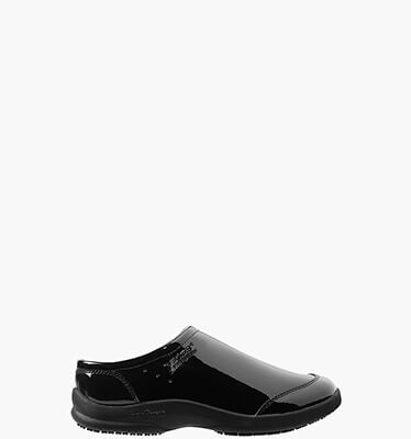 Ramsey Patent Women's Service Clogs in Black for $54.90