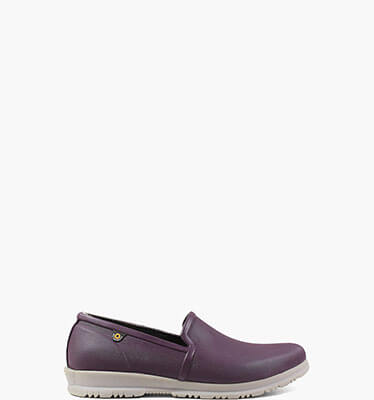 Sweetpea Slip Women's Waterproof Slip On in Plum for $44.90
