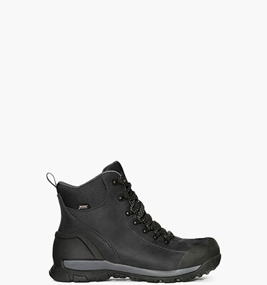 Foundation Mid Comp Toe Men's Waterproof Composite Toe Boots in Black for $145.00