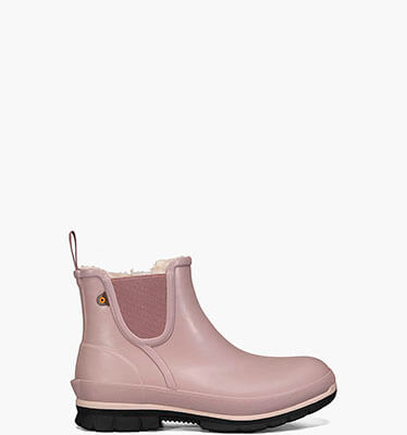 Shop the Women's Sauvie Chelsea rain garden boot.   The featured product is the Women's Sauvie Chelsea rain garden boots in green.