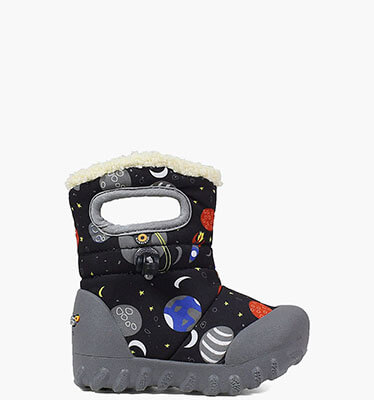 B-Moc Space Kid's Insulated Boots