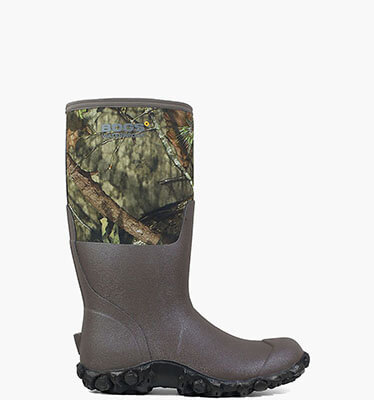 Madras Men's Waterproof Hunting Boots in Mossy Oak for $120.00