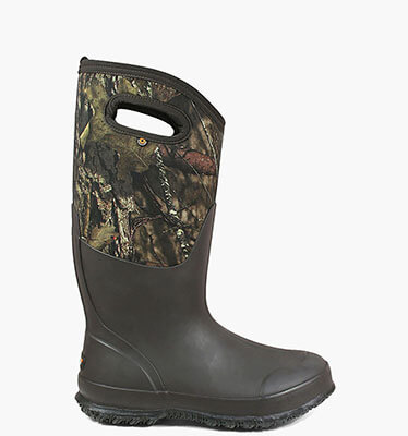Classic Camo Women's Insulated Boots