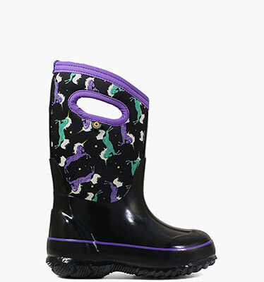 Classic Unicorn Kid's Insulated Boots