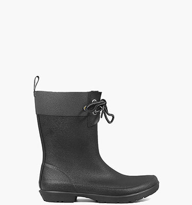 Flora 2 Eye Boot Women's Waterproof Boots in Black for $65.00