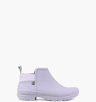 Flora Bootie Women's Waterproof Boots in Lilac for $44.90