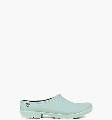 Flora Clog Women's Waterproof Clogs in Sage for $39.90