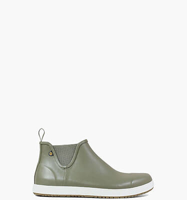 Overcast Chelsea Men's Waterproof Boots in Olive for $49.90