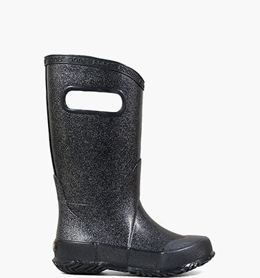 Rain Boot Glitter  in Rose Gold for $40.00