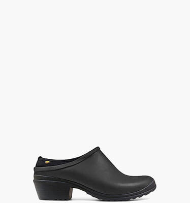 Vista Clog  in Black for $74.90