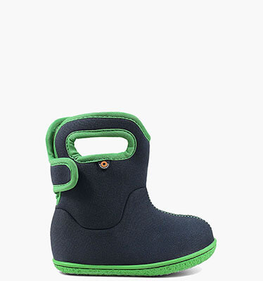 Baby Bogs Solid  in Navy for $55.00