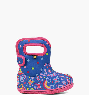 Baby Bogs Rainbow  in Blue Multi for $39.90