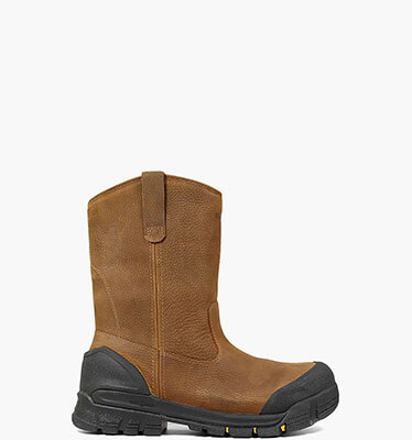 Bedrock Wellington Comp Toe  in Brown for $195.00