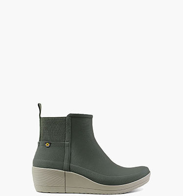 Vista Wedge  in Olive for $90.00