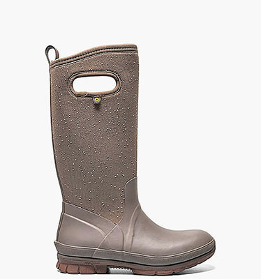 Crandall Tall Speckle  in Mocha for $145.00