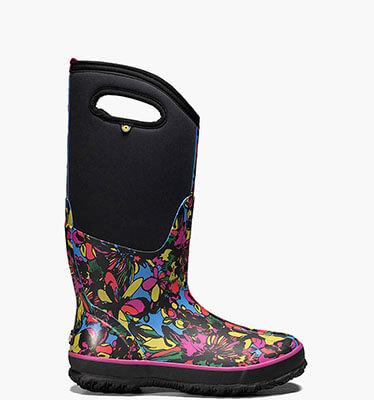 Classic Tall Wildflower  in Black Multi for $130.00