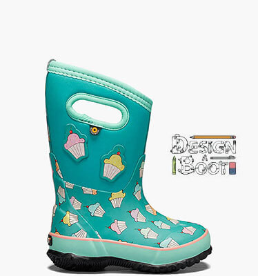 Classic Cupcakes  in Teal Multi for $80.00