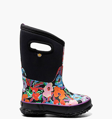Classic Pansies  in Black Multi for $80.00