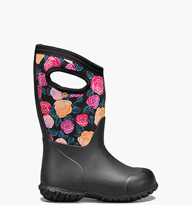 York Water Rose  in Black Multi for $70.00