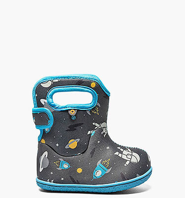 Baby Bogs Spaceman  in Dark Gray Multi for $55.00