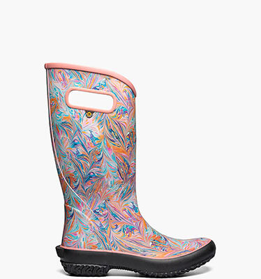 Rainboot Marble  in Periwinkle for $65.00