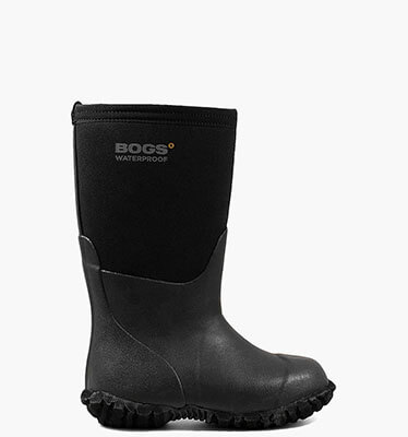 Range Kid's Insulated Boots in Black for $80.00